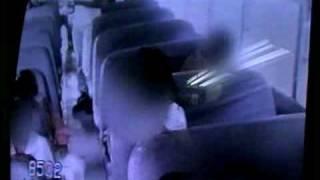 Repeat youtube video Caught On Tape: Girl Pulls Gun On Bus