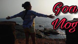 GOA VLOG | Hindi Vlog | #Beaches #Church #North Goa | Anupriya Vlogz