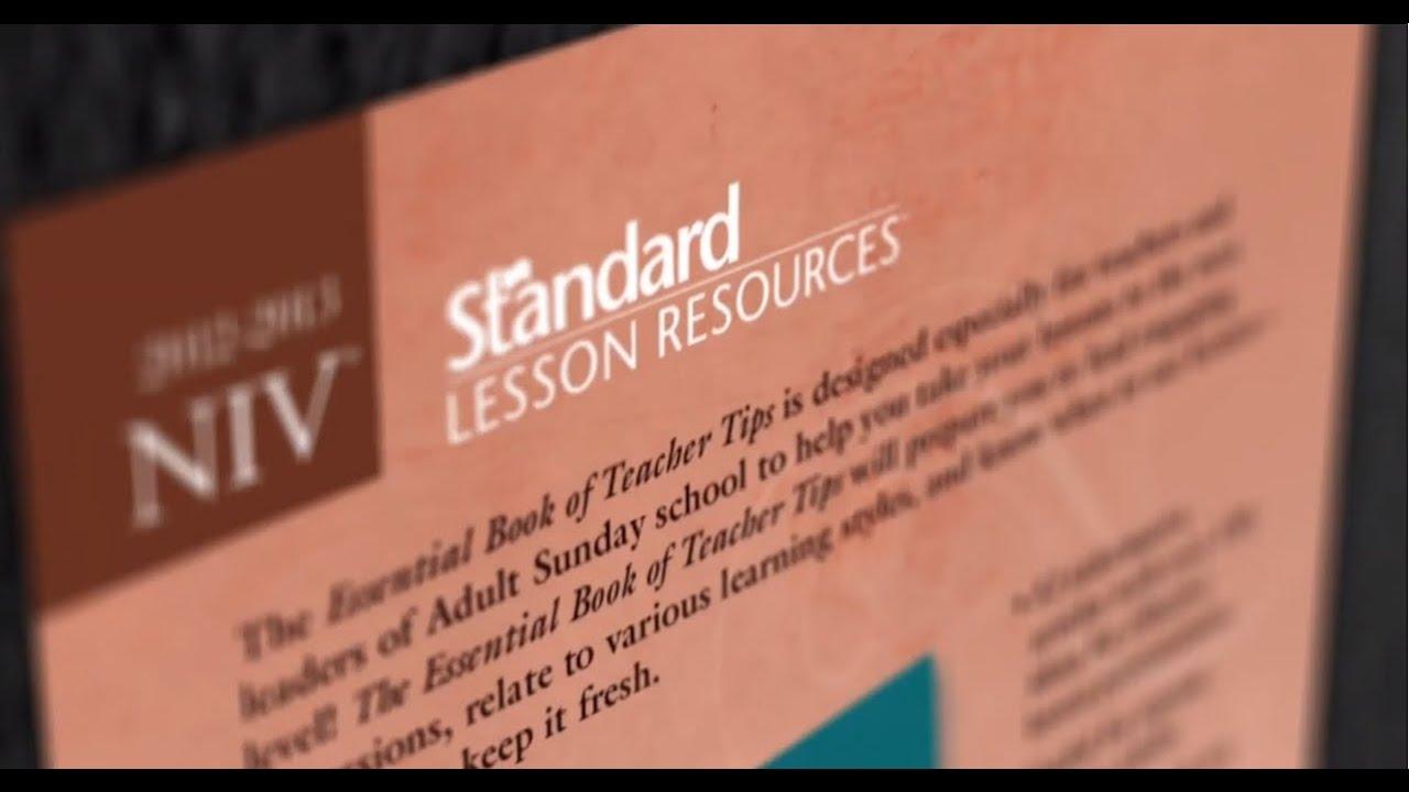 Standard Lesson Quarterly