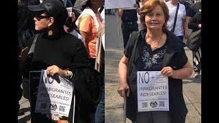 Videocolumna de Hernán  Gómez. Mensaje a los marchistas fifís