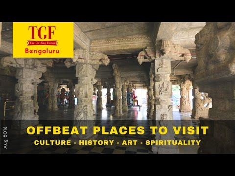 Bangalore Offbeat places to visit | History and Culture  | Things to do