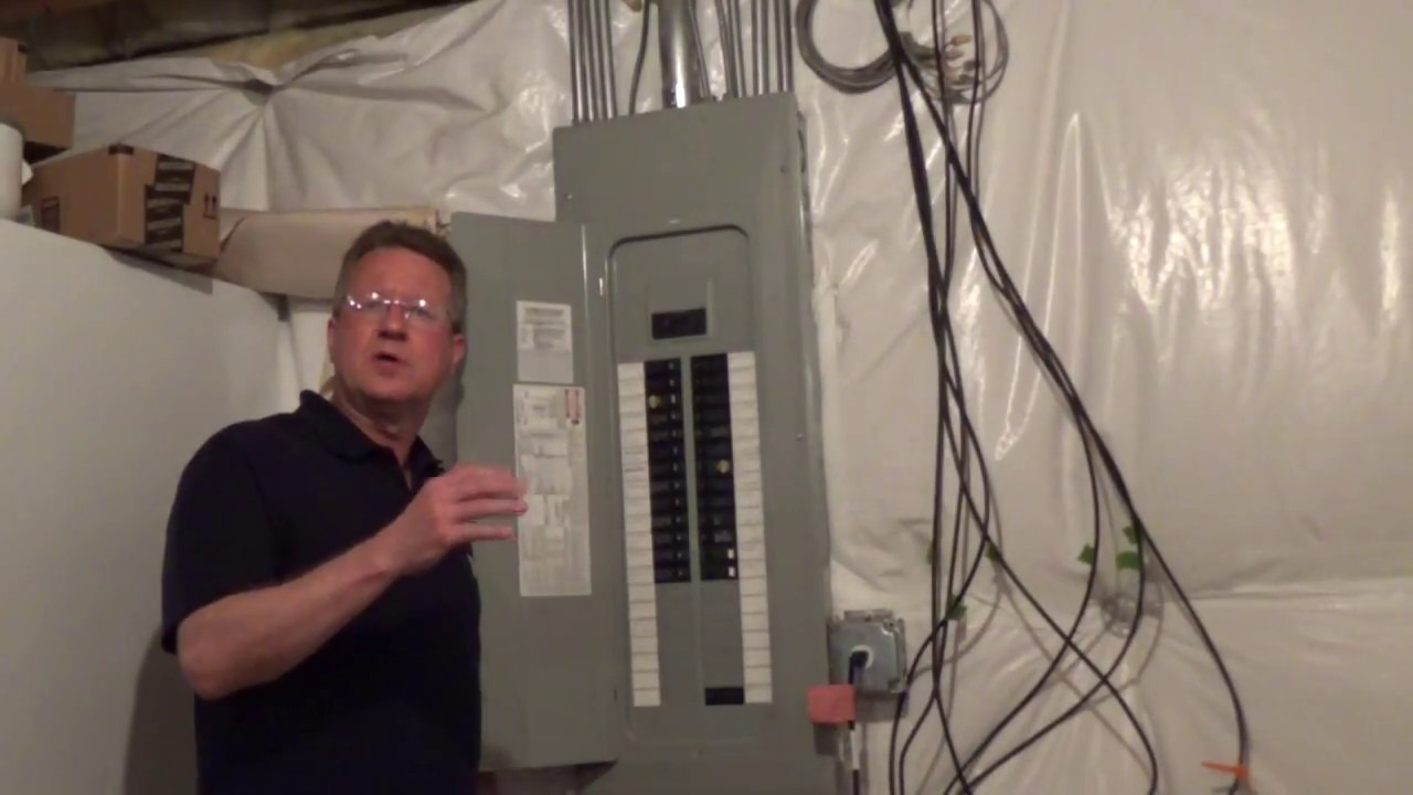 Add An Electrical Outlet To A Breaker Box