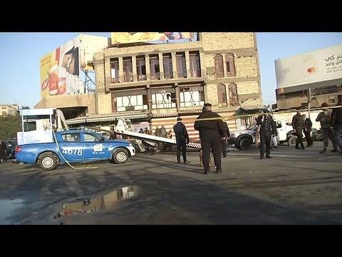 Baghdad twin suicide attack kills dozens