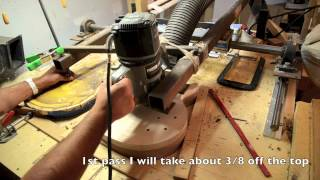 Building A Les Paul Guitar Body Luthier Building Process 59 Copy