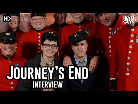 Director Saul Dibb - Journey's End Fan Screening Interview