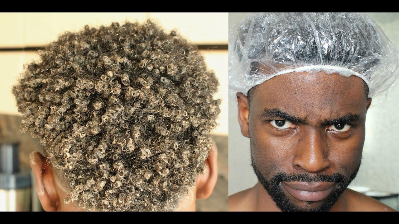 routine capillaire pour cheveux cr pus hommes du lavage au coiffage cheveux boucl s youtube. Black Bedroom Furniture Sets. Home Design Ideas