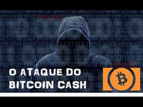 O ataque do Bitcoin Cash