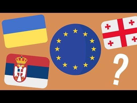 Какие страны вступят в ЕС ?