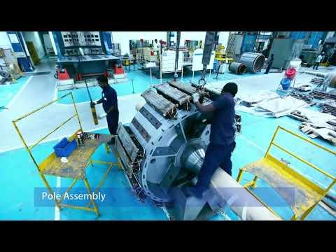 WEG -- Synchronous Motor Supply