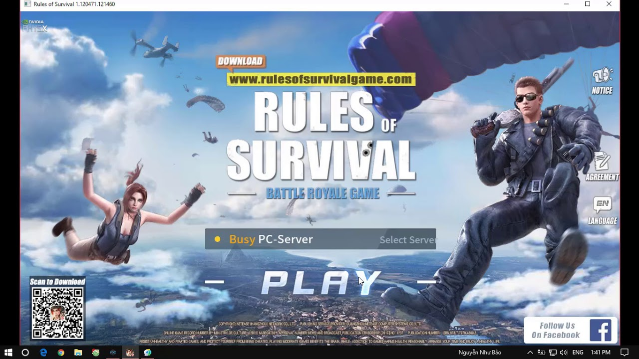 rules of survival dicas