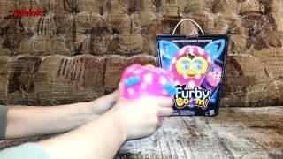 Поменять Furby Boom из мальчика в девочку