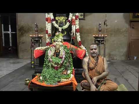 "Special talk on ""Works of Mahaperiyava in the words of Bala Periyava"" 128th Jayanti Utsavam"