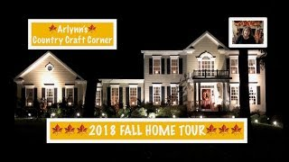 2018 FALL HOME TOUR