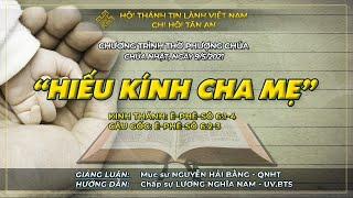 HTTL TÂN AN (TP ĐÀ NẴNG) - Chương Trình Thờ Phượng Chúa - 09/05/2021