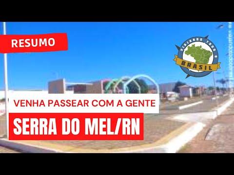 Viajando Todo o Brasil - Serra do Mel/RN