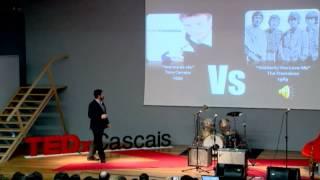 Copiar Compensa: Rodrigo Moita de Deus at TEDxCascais