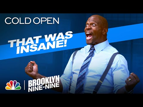 Cold Open: Terry's Crazy Escape - Brooklyn Nine-Nine