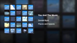 You And The Music
