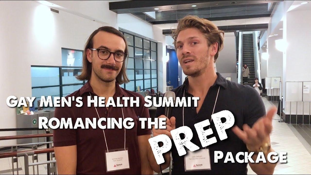 Gay mens health summit