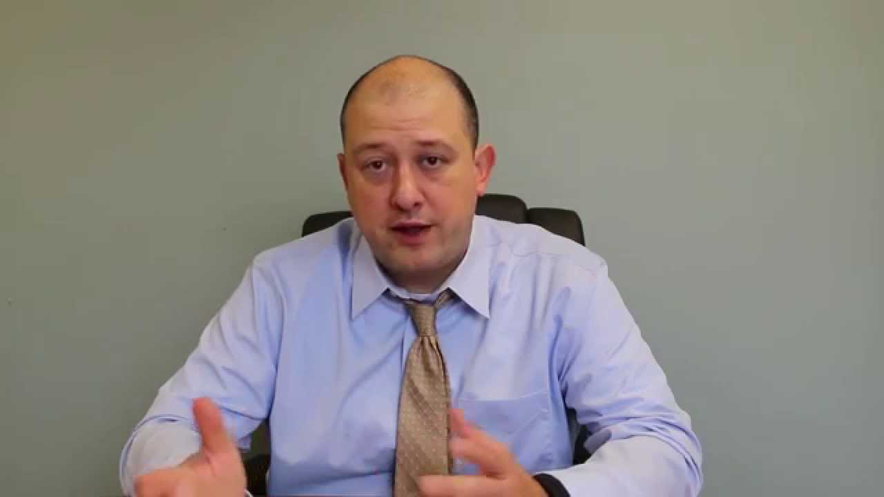 Binghamton Divorce Attorney Ben Bergman on First Steps - YouTube