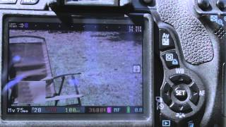 Magic Lantern Version 2.3 Walk Through for Canon T3I Part 1