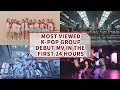 [TOP 10] MOST VIEWED K-POP GROUP DEBUT MV IN THE FIRST 24 HOURS