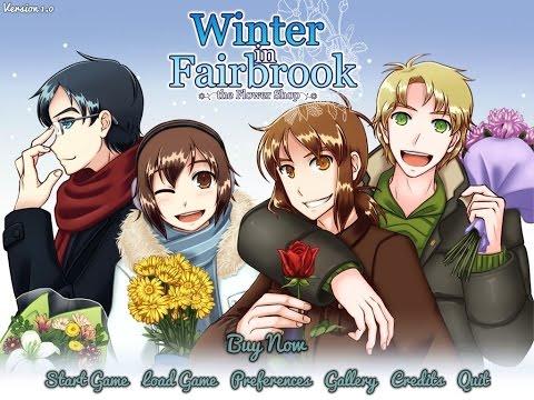 Flower Shop: Winter in Fairbrook Part 1