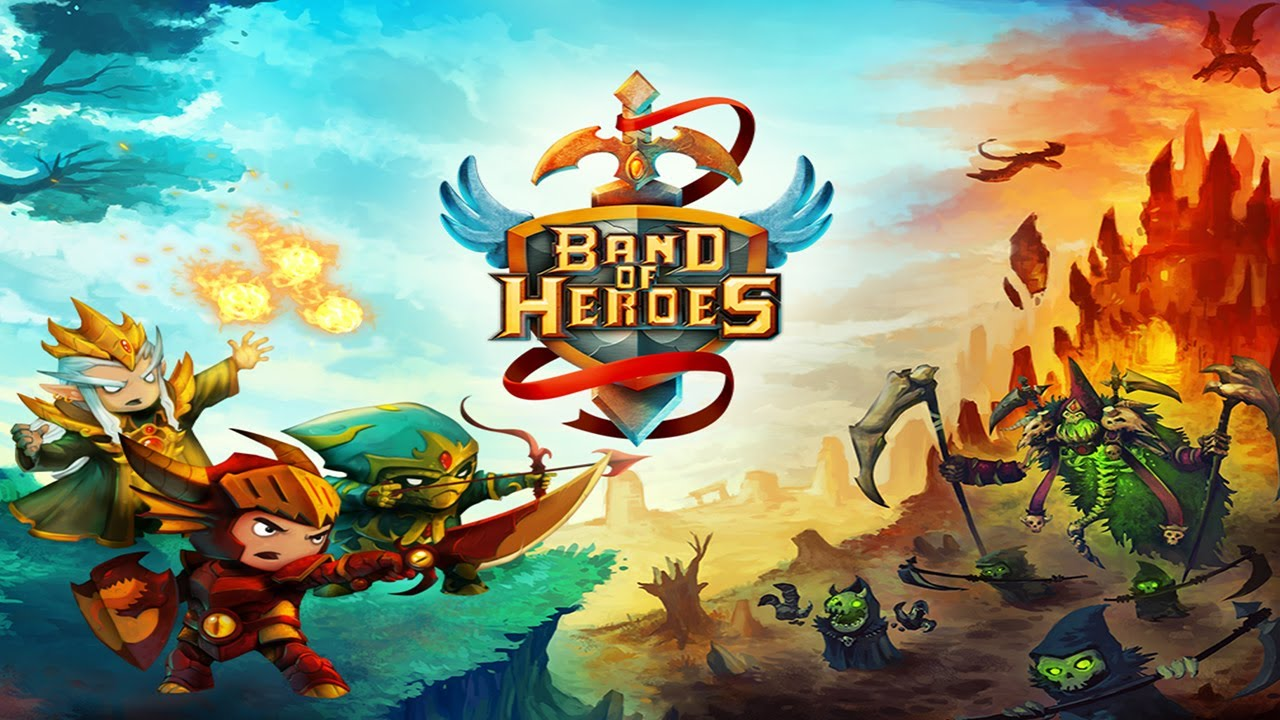 Band of Heroes Battle for Kingdoms   Universal   HD Gameplay Trailer