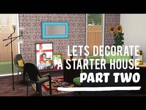 Lets Decorate A Sunset Valley Starter Home—Part 2