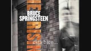 Lonesome day bruce springsteen subtitulada español