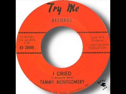Tammy Montgomery - I Cried