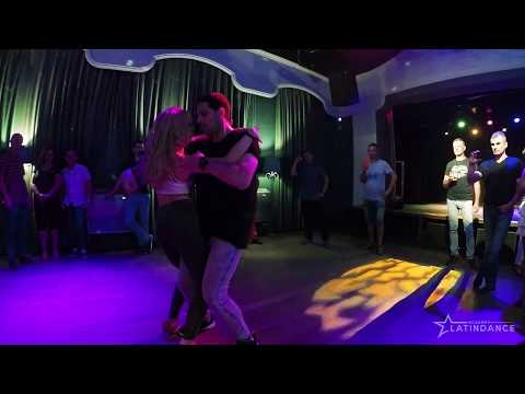 Daniel & Monika | Bachata | Warsztaty | Scenografia Party