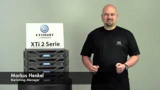 Crown XTi 2 Serie - PA-Verstärker mit DSP und USB