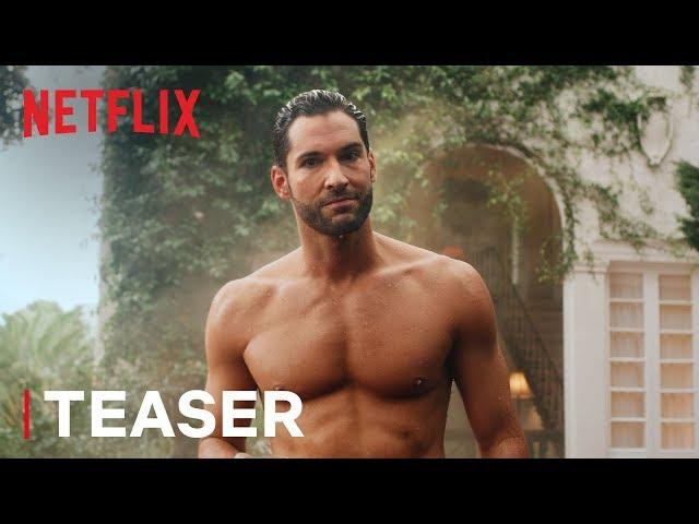 Lucifer | Season 4 Teaser | Netflix