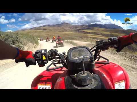 ATV Tour Moray Salineras – Half Day