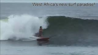 LIBERIA: UNWTO & ITC TO DEVELOP ROBERTSPORT INTO A SURF PARADISE!