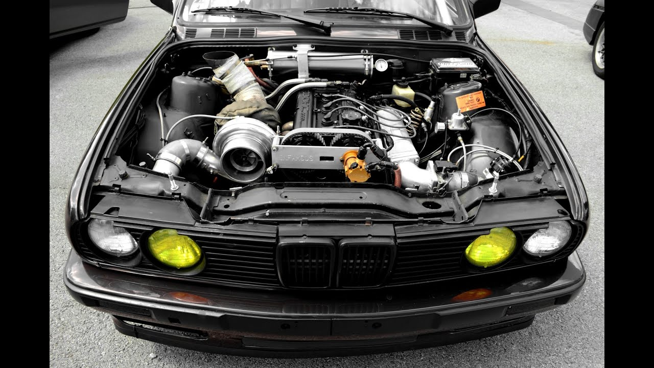 Big Bad Wolf 4g63 Swapped Bmw Nearly Blows The House