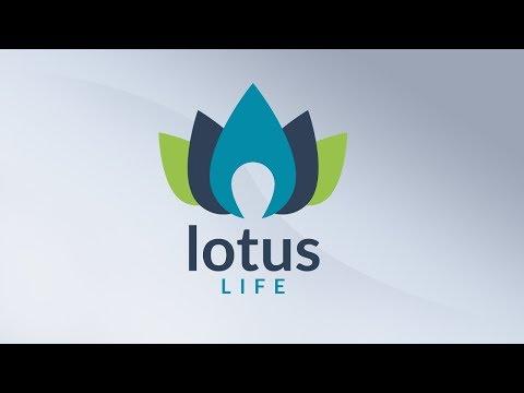 Photoshop Logo Design Tutorial - [ Lotus Life ] thumbnail