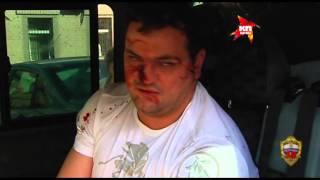 Видео захвата банды грабителей обналичников денег / Video capture of the gang of robbers
