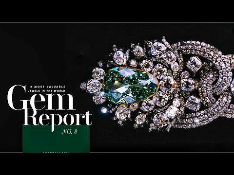 Top 10 | Most Beautiful And Famous Diamonds In The World
