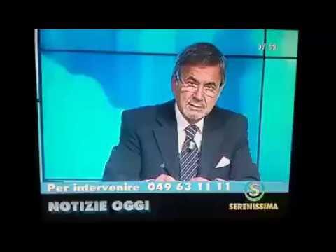 Una gaffe clamorosa a 'Notizie Oggi', condotto da Vito Monaco