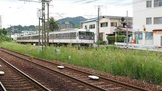 JR西日本 115系O-04編成 新井口〜西広島