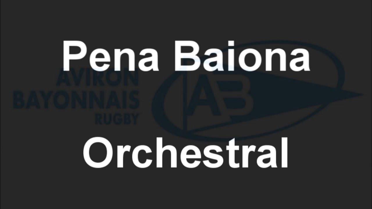 hymne aviron bayonnais gratuit