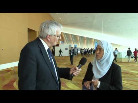 Interview with Iskandar Regional Development Authority @ CommunicAsia2017