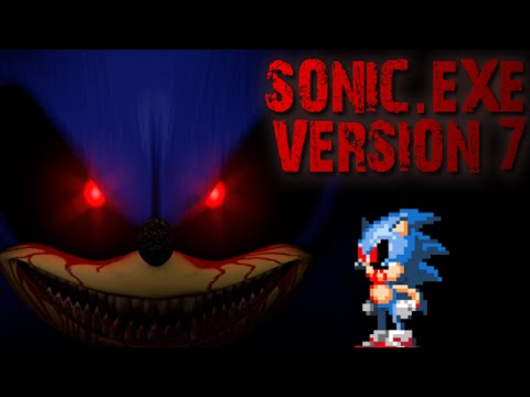 SONIC.EXE - VERSION 7 [ALL EASTER EGGS]