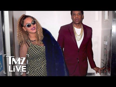 Download Youtube: Jay-Z & Beyonce: Elevator Deja Vu! | TMZ Live