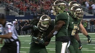 Baylor Football: Highlights vs. Texas Tech