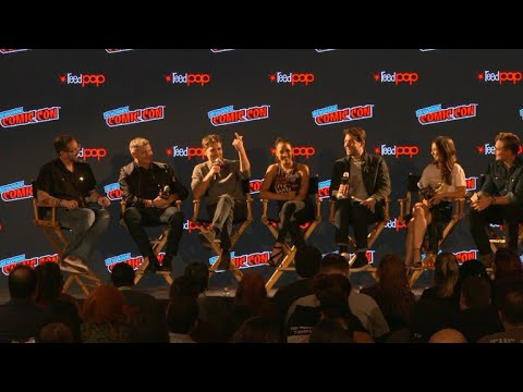 Tell Me A Story - New York Comic-Con 2018: Stream Exclusive Video Of The Tell Me A Story Panel