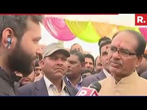 Madhya Pradesh CM Shivraj Singh Chauhan Speaks Exclusively To Republic TV