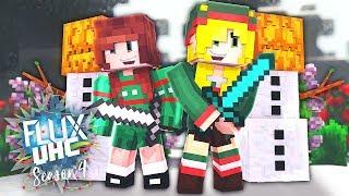 THREE DEATHS ALREADY?!   Flux UHC S4 Ep.1 (Christmas)
